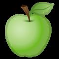 Эмодзи 🍏 Зеленое яблоко на Google Android
