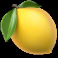 Эмодзи 🍋 Лимон на Apple iOS