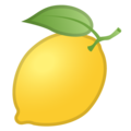 Эмодзи 🍋 Лимон на Google Android