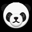 Эмодзи 🐼 Панда на Samsung