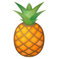 Эмодзи 🍍 Ананас на Google Android
