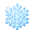 Эмодзи ❄️ Снежинка на Samsung
