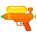 Эмодзи 🔫 Пистолет на Google Android