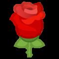 Эмодзи 🌹 Роза на Google Android