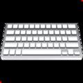 Эмодзи ⌨️ Клавиатура на Apple iOS