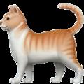 Эмодзи 🐈 Кот (кошка) на Apple iOS