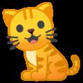 Эмодзи 🐈 Кот (кошка) на Google Android