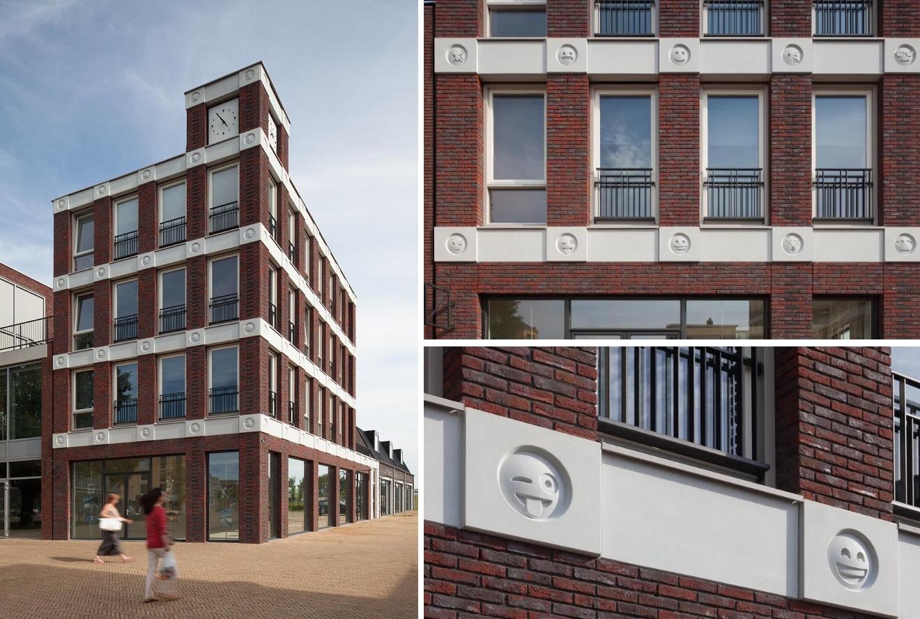 Архитектура и Эмодзи