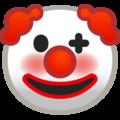 Эмодзи 🤡 Клоун на Google Android