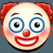 Эмодзи 🤡 Клоун на Samsung