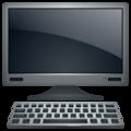 Эмодзи 🖥️ Компьютер в месседжере WhatsApp
