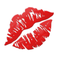 Эмодзи 💋 Поцелуй на Apple iOS