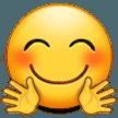 Эмодзи 🤗 Обнимашки или Обнимаю на Samsung