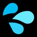 Эмодзи 💦 Капли воды или Брызги пота на Windows 10 Fall Creators Update